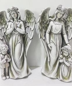 Memorial / Angel statues