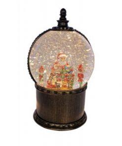 Snow Globes / Musical Lanterns